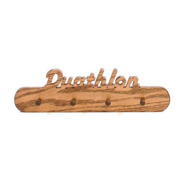 Duathlon Medal Holder