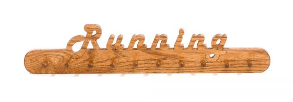 Running Medal Display