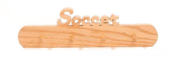 Soccer Medal Display